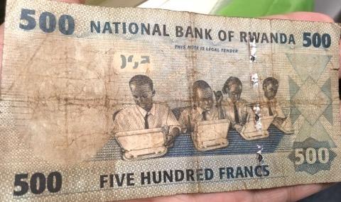 紙幣に表されるルワンダの想い、アフリカのこども達にも届けようPCN IchigoJamプログラミング!
