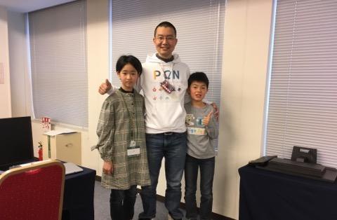 Sapporo's kids is growing by IchigoJam BASIC and RaspberryPi!! / 育ちだした札幌のこども達!ラズパイとIchigoJam BASICがつなぐ「こどもプログラミング」!!