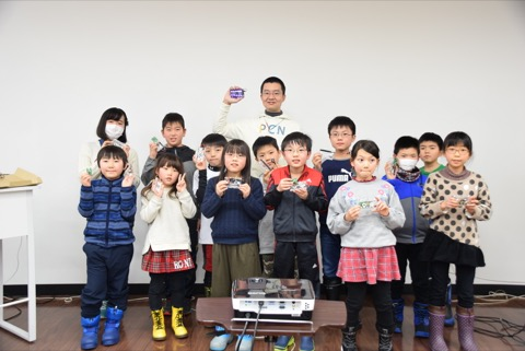 エモいカセットテープはマジ卍!大雪の新潟でアツいワークショップ with テクノクラフトさん、PCN新潟はじまる!?