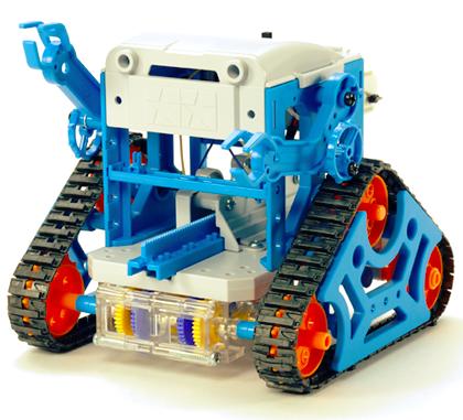 タミヤ製プラモデルロボット「カムロボ」と十字キーだけで操作する こども向けOS「IchigonQuest」を使ったプログラミング ワークショップを世界初開催!見学者も含め申し込みは2/22正午まで!