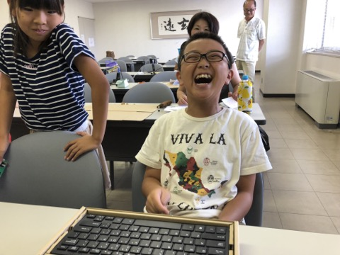 スマイルハンターyrm、越前市にて多くの笑顔をGET!すべてのこども達にプログラミングの機会を、あなたの町でもスタートさせませんか?