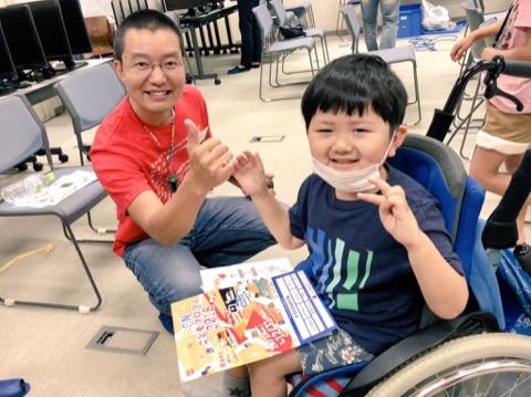 沖縄で伝えるプログラミング、「病院のこども達にもプログラミングを!」
