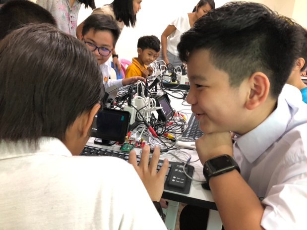မင်္ဂလာပါ! Let's make your things with IchigoJam in Yangon! – シスコシステムズ主催「シビックプライドを実現する地域IT人材育成とは?」で会いましょう!