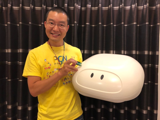 NISSAN GT-R の魂が込められたアイガモロボット、福井版はIchigoJamで動く!?製作開始!