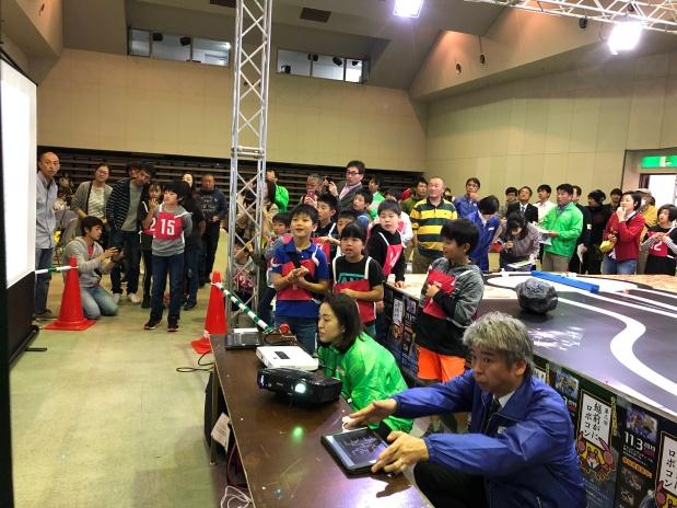 テオヤンセン蟹に魅せられたプログラミングするロボットスポーツ「かにロボコン2019」!次回は来月「金沢 加能ガニ ロボコン」にて!