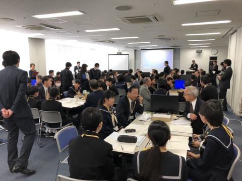 福井市、全中学校にお土産「IchigoJam」、センサー検知をお知らせするチャットボットを作ろう!
