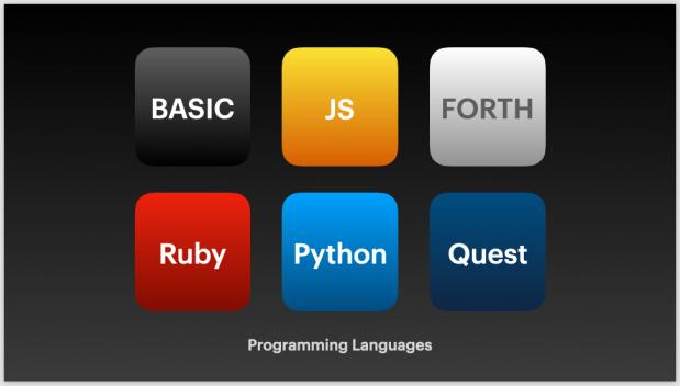 おめでとう HHKB x IchigoJam!新しい typeR で JavaScript, FORTH, Ruby, Python を楽しもう、IchigoLatte R βリリース!